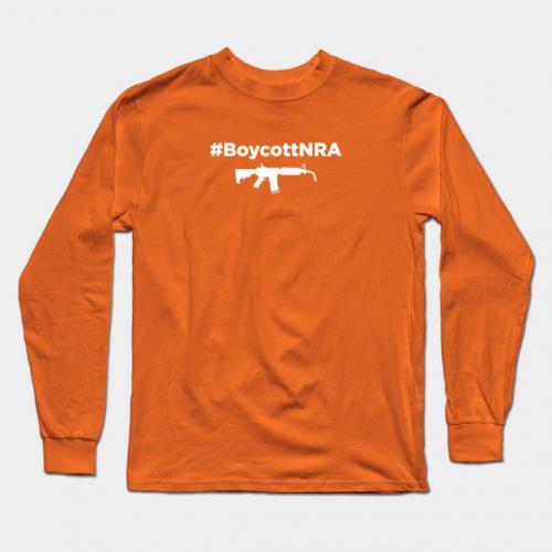 #BoycottNRA shirt
